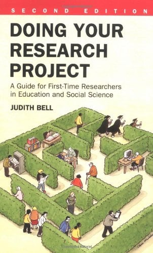 Doing Your Research Project: A Guide for First-Time Researchers in Education and Social Science
