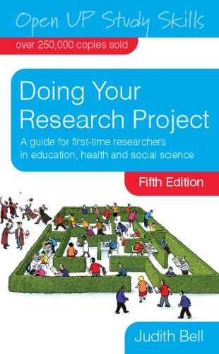 Doing Your Research Project: A Guide for First-Time Researchers in Education, Health and Social Science 9780335235827