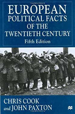 European Political Facts of the Twentieth Century 9780333792032