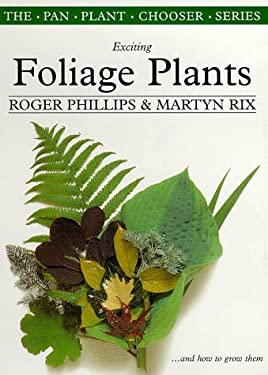 Exciting Foliage Plants 9780330372503