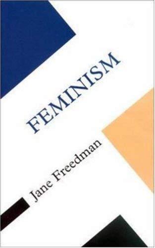Feminism 9780335204151