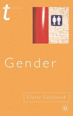 Gender 9780333994573