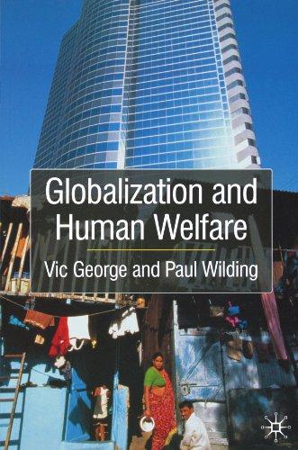 Globalization and Human Welfare 9780333915677