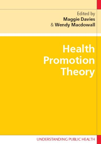 Health Promotion Theory 9780335218370