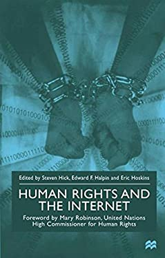 Human Rights and the Internet 9780333777336
