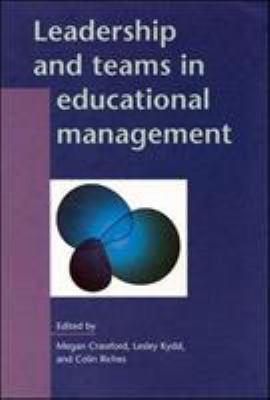 Leadership and Teams in Educational Management 9780335198412