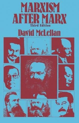 Marxism After Marx: An Introduction 9780333722084
