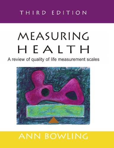 Measuring Health: A Review of Quality of Life Measurement Scales 9780335215270