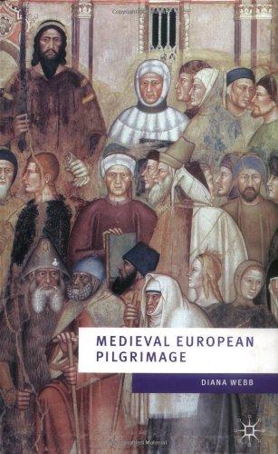 Medieval European Pilgrimage, C.700 - C.1500 9780333762592