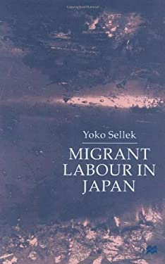 Migrant Labour in Japan 9780333804322