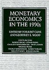 ISBN 9780333575611 product image for Monetary Economics In The 1990s: The Henry Thornton Lectures, Numbers 9-17 | upcitemdb.com
