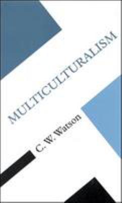 Multiculturalism 9780335205202