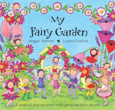 My Secret Fairy Garden 9780333781258