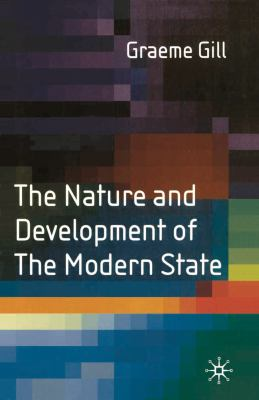 The Nature and Development of the Modern State 9780333804506