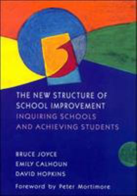 New Structure of School Improvement 9780335202942