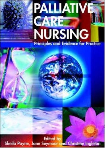 Palliative Care Nursing 9780335212439