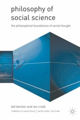 Philosophy of Social Science 9780333774991