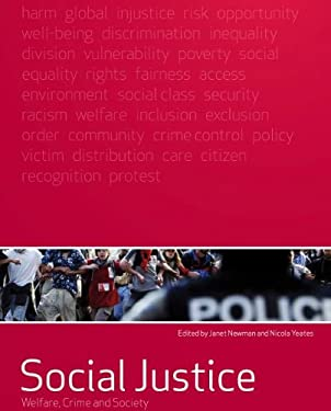 Social Justice: Welfare, Crime and Society 9780335229307