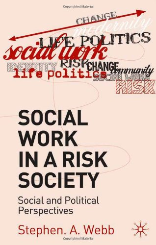 Social Work in a Risk Society: Social and Political Perspectives 9780333963616