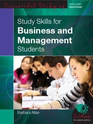 Study Skills for Business and Management Students 9780335228539