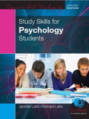 Study Skills for Psychology Students 9780335229109