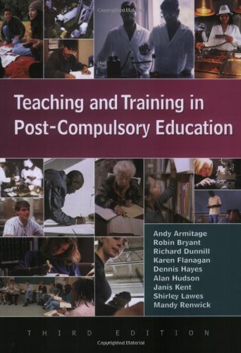 Teaching and Training in Post-Compulsory Education 9780335222674