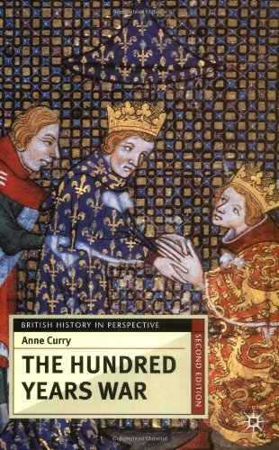The Hundred Years War, Second Edition 9780333924358