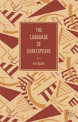 The Language of Shakespeare 9780333497784