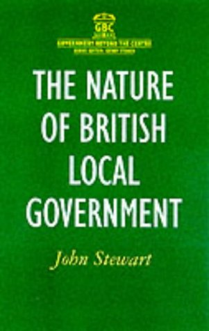 The Nature of British Local Government 9780333665695