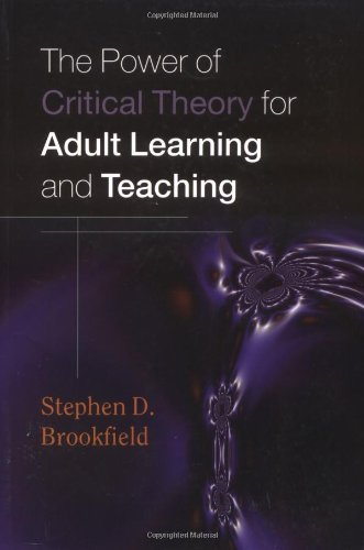 The Power of Critical Theory for Adult Learning and Teaching. 9780335211326