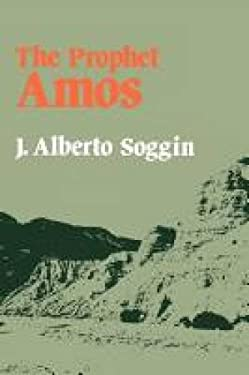 The Prophet Amos 9780334000532