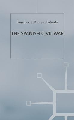 The Spanish Civil War 9780333754351