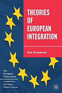 Theories of European Integration 9780333647172