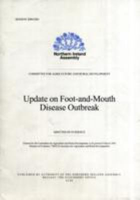 Update on Foot-and-mouth Disease Outbreak