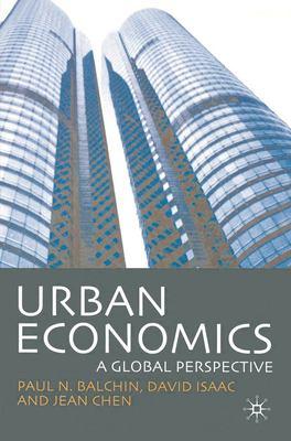Urban Economics: A Global Perspective 9780333771280