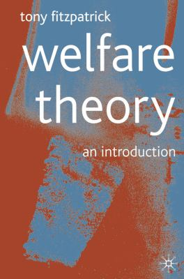 Welfare Theory: An Introduction 9780333778425
