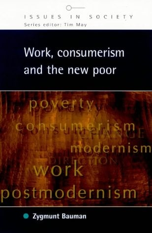 Work, Consumerism and the New Poor 9780335201556