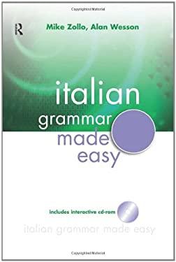 Italian Grammar Made Easy 9780340904978