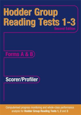 Hodder Group Reading Tests 9780340912720
