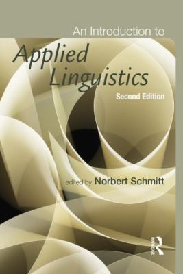 An Introduction to Applied Linguistics - 2nd Edition