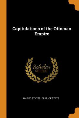 Capitulations of the Ottoman Empire
