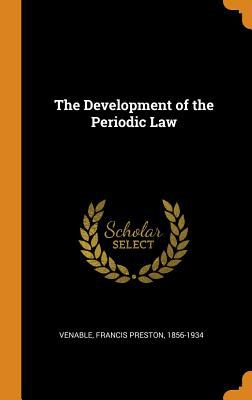 The Development of the Periodic Law