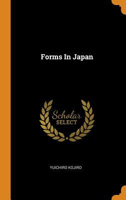 Forms in Japan
