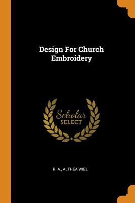 Design for Church Embroidery