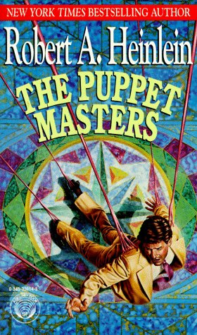 Puppet Masters 9780345330147