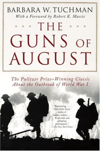 The Guns of August 9780345386236