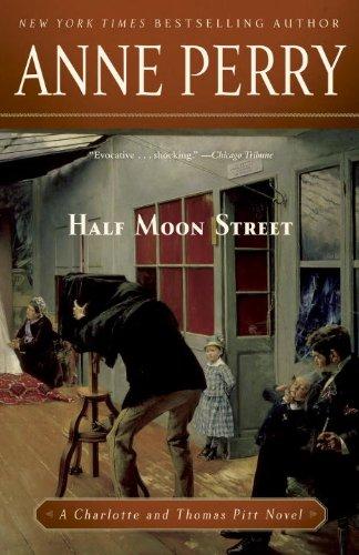 Half Moon Street 9780345523662