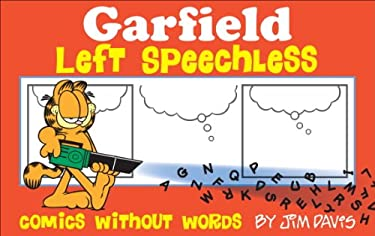 Garfield Left Speechless: Comics Without Words