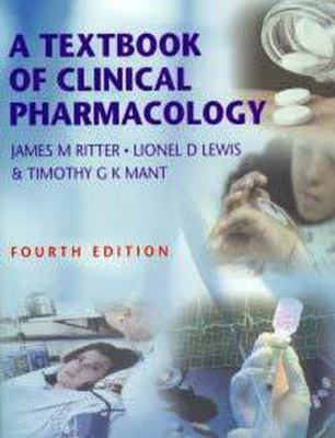 A Textbook of Clinical Pharmacology 9780340705933