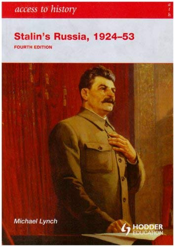 Access to History Stalin's Russia 1924-53